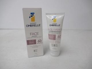 Garnier Ombrelle Face Sunscreen 60SPF 75mL
