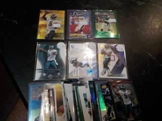 40 Donovan McNabb Cards...