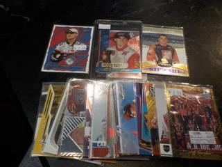 Nascar Star Cards...