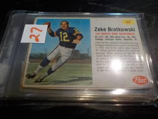 1962 Post Football Cards...