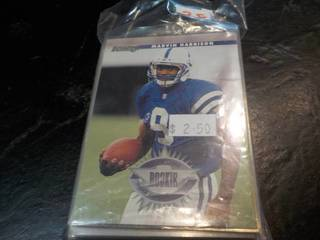45 Marvin Harrison Cards...