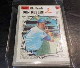 25 1970 Topps Baseball Cards...