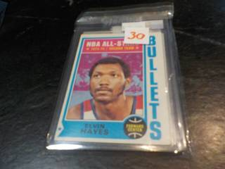 1974-75 Topps Basketball Cards...