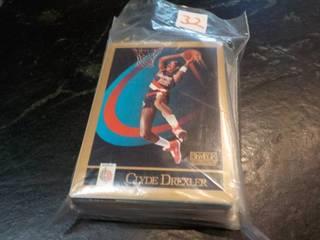 50 Clyde Drexler Cards...