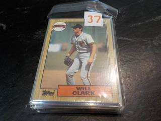 30 Baseball Rookie Cards...