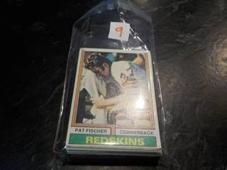 50 1974 Topps Football Cards...