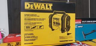 Dewalt Corded/Cordless Air Inflator