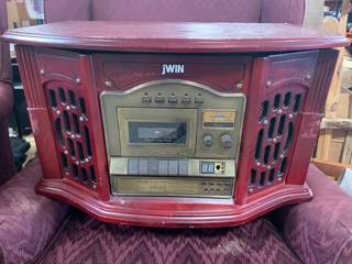 Cassette, 3 Disk & Record Player