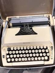 Vintage Sears Citation Typewriter