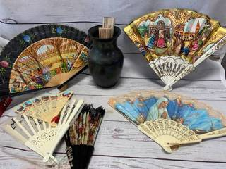 Vintage Fan Collection