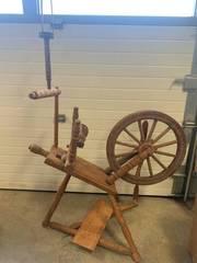Antique Spinning Wheel 53