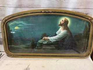 Jesus Christ Artwork 16 1/2