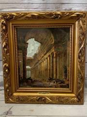 Antique Framed