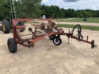 H&S Hay Machine II