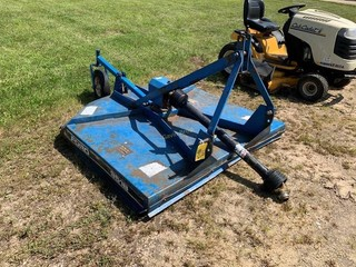 Ford 9518 3pt rotary mower