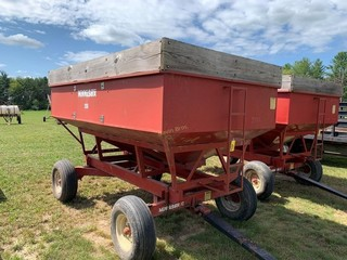 Minnesota 260 Gravity Box