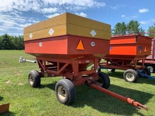 J&M 250-7 Gravity Box