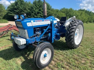 Ford 5000 Tractor Diesel