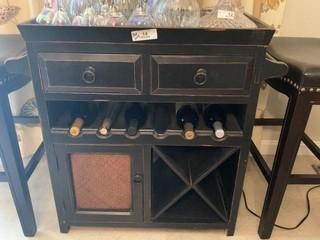 Wooden Bar/Cabinet