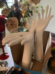 Lot of Three Hand Stands/Displays
