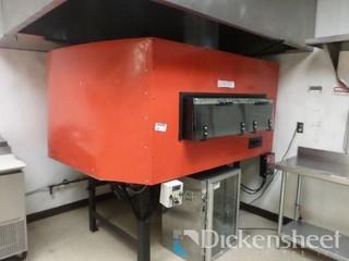 Kuma Forni York Brick Pizza Oven