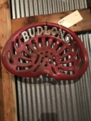 Budlong cast iron seat