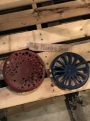 2 corn planter seats