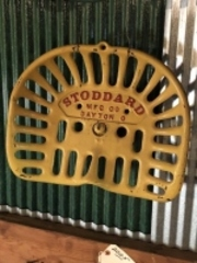 Stoddard Mfg. Co. seat Dayton, Ohio