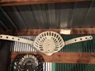 HC23 Cultivator seat