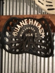 Duane H. Nash, Willington, NJ USA seat