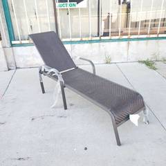 Patio Lay Out Chair