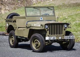 Headquarters Military Surplus Auction