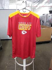NFL chiefs jersey men's large
