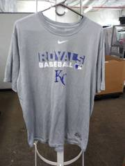 Nike royals baseball men's t shirt xl
