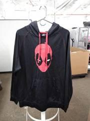 marvel hoodie large men's