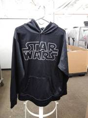 starwars sweatshirt large mens