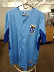 genuine merchandise royals jersey tx3 cool large
