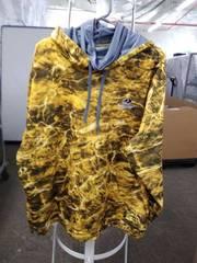 mossy oak fishing hoodie men's xl