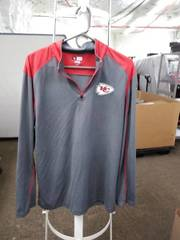 NFL chiefs shirt men's large tx3 cool