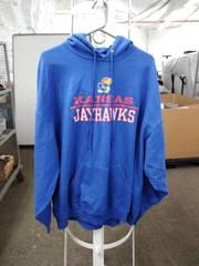 NCAA Kansas jayhawks sweatshirt men's 3 xl