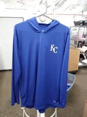 genuine merchandise royals hoodie tx3 cool men's large