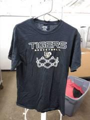 port and company tigers t shirt men's medium