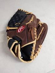 Rawlings zero shock baseball glove