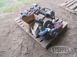 Asst electric motors hyd pump parts 1 jpg