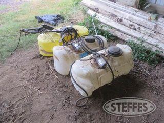 ATV sprayer 25 gal w boom gun 1 jpg