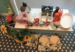 Small Table & Miscellaneous