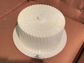 Plastic Cake Carrier