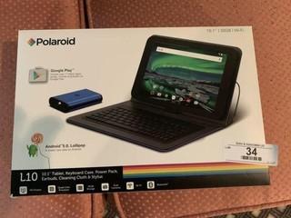 Polaroid Android 5.0 Lollipop Computer Tablet