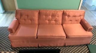 Vintage 3 Cushion Sofa