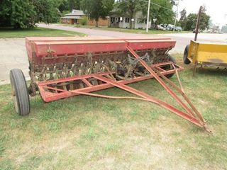 CASE GRAIN DRILL W/GRASS SEED